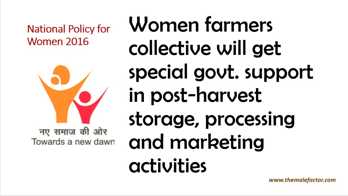 National Policy for Women_Farmers' Collective