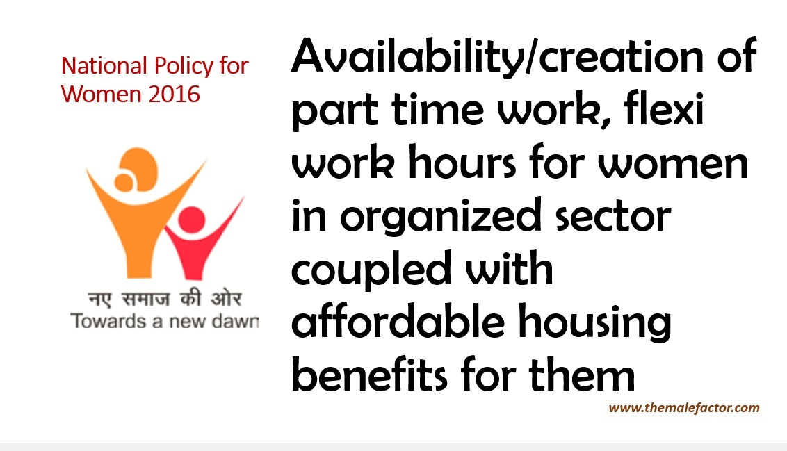 National Policy for Women_Flexi Work