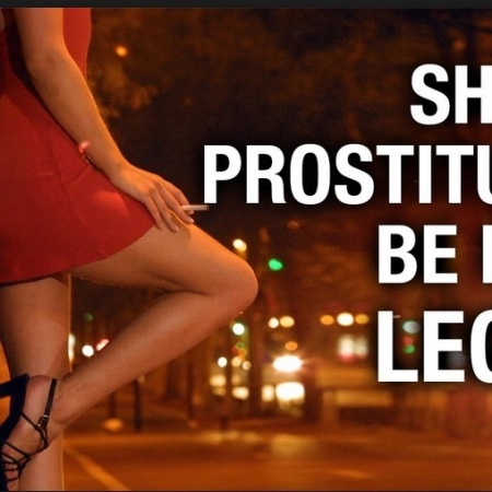 Should prostituion be legal