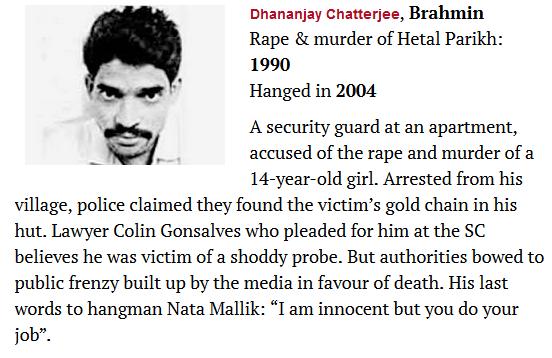 NLU researcher on dhananjay hanging