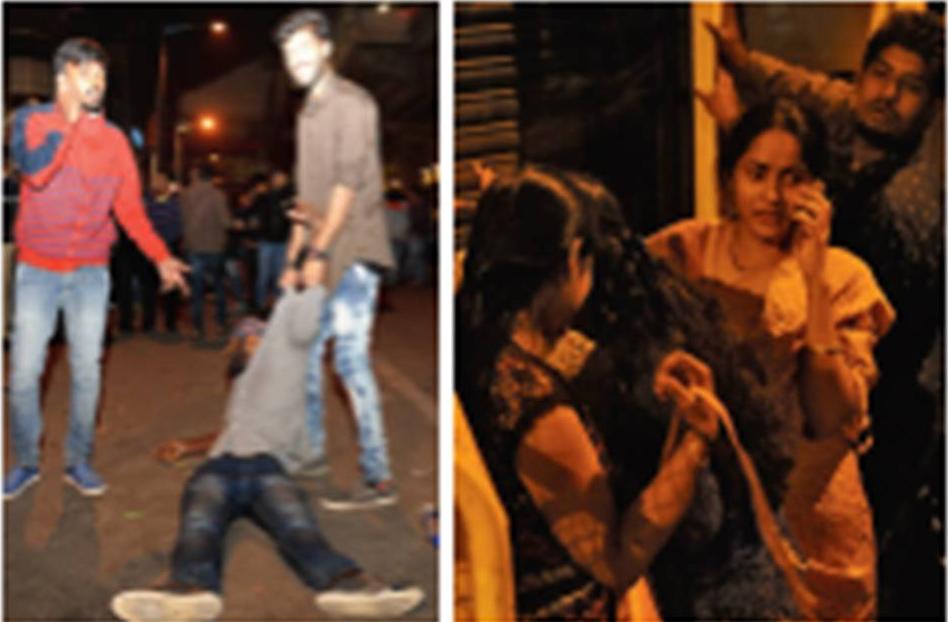 drunken-men-grope-women7 Bangalore night of shame