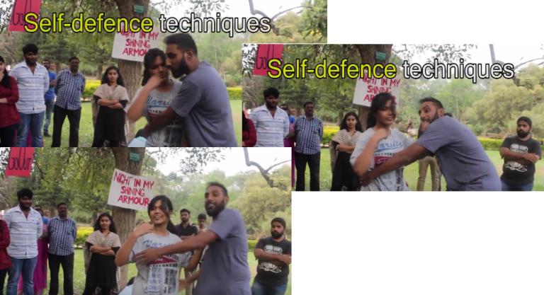 Molestation in Bangalore