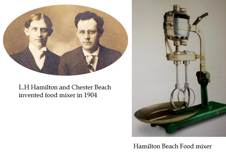 Hamilton Beach - Food Mixer