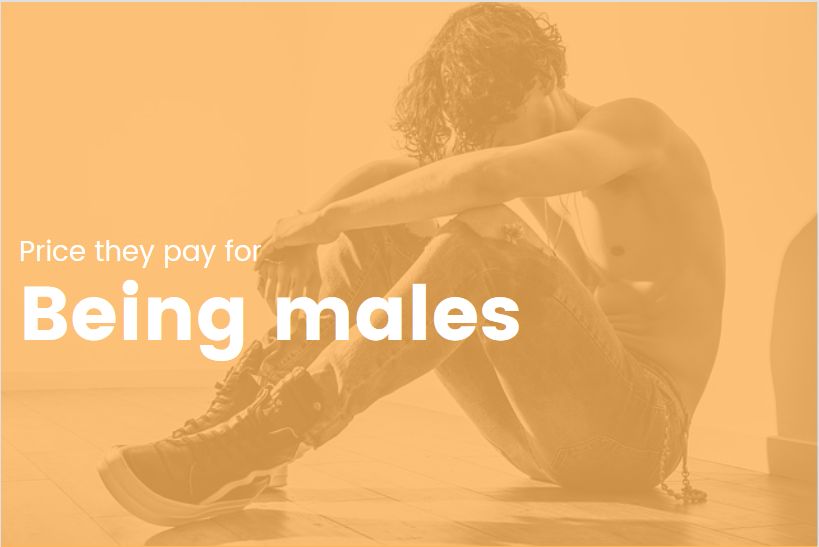 Price for being males