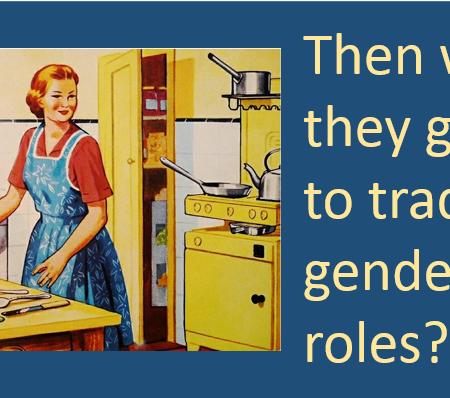 Kidbutz Gender Roles