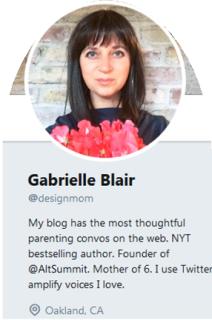 Gabrielle Blair