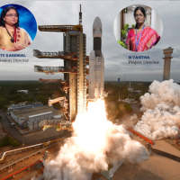 Why Celebrating Women for Chandrayaan 2 is Most Unfortunate