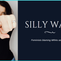 The Silly Ways Feminists Are Trying to Prove MRM As Violent