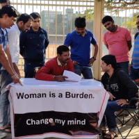Meet the Man Who Thinks-'Woman Is A Burden'