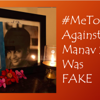#MeToo Against Manav Singh Was False, Here's Proof