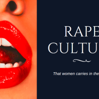 'Rape Culture' Indeed Exists, in Women's Mind, Fantasy