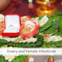 This is The Untold History of Linking Female Infanticide to Dowry