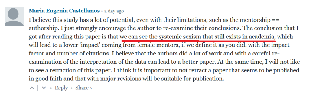 Woman cries of systematic sexism in tech